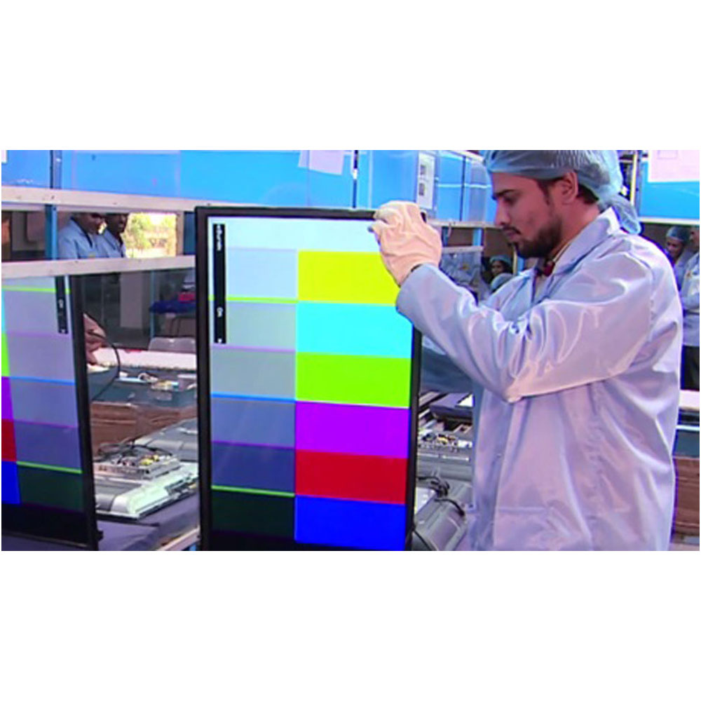 manufacturing hub of led tv